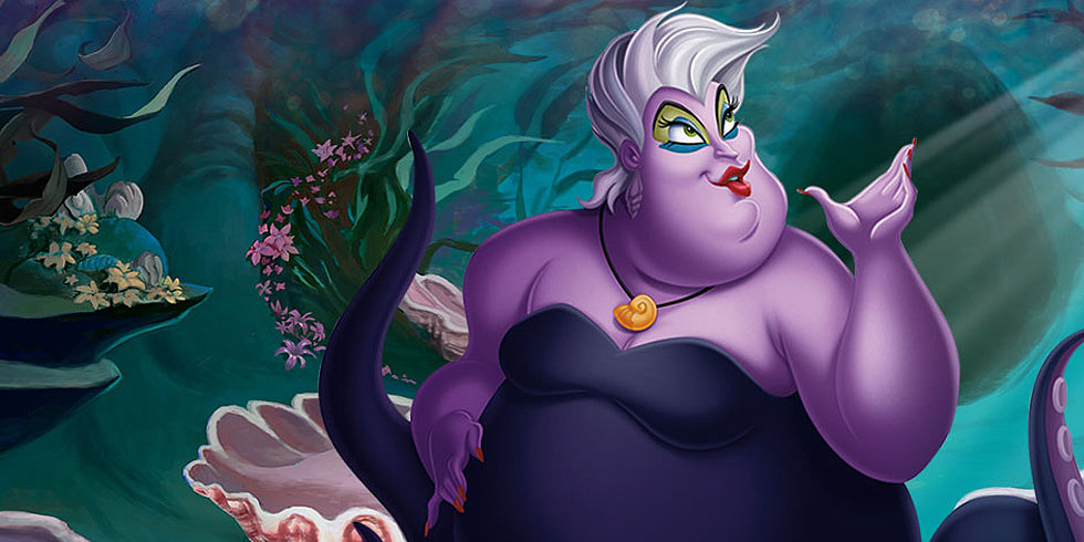 Killer Costume Idea: Ursula the Sea Witch