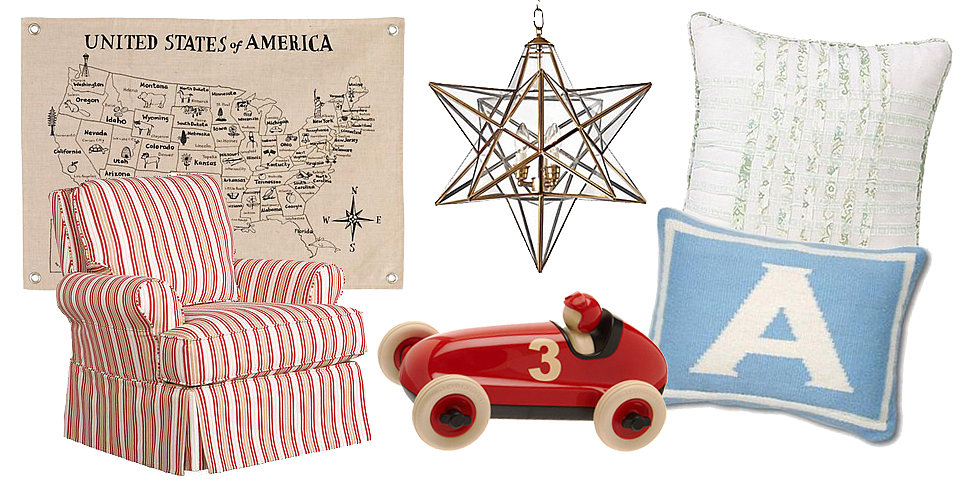 Get the Look of Jessica Simpson's Country Chic Nursery