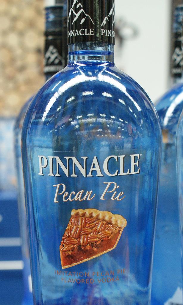 Pinnacle Fall Vodkas