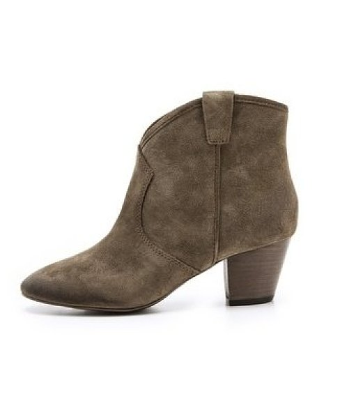 Every girl needs a cool-girl ankle boot like these