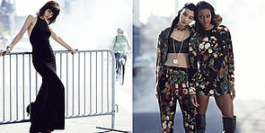First Look: Rihanna For River Island