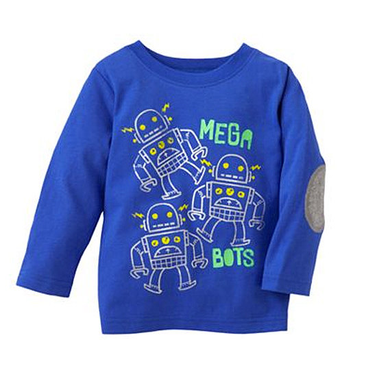 Elbow Patch Sweaters For Kids