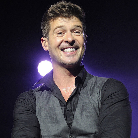 Robin Thicke on Dad Alan Thicke