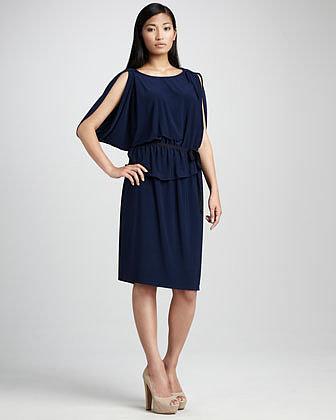 Tahari Woman Alice Jersey Dress, Women's