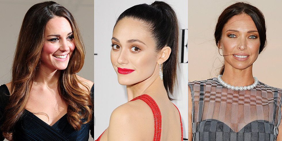 This Week's Most Beautiful: Emmy Rossum, Erica Packer & More!