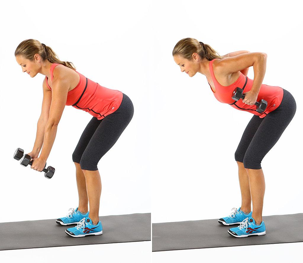 Circuit 2, Move 2: Bent-Over Row