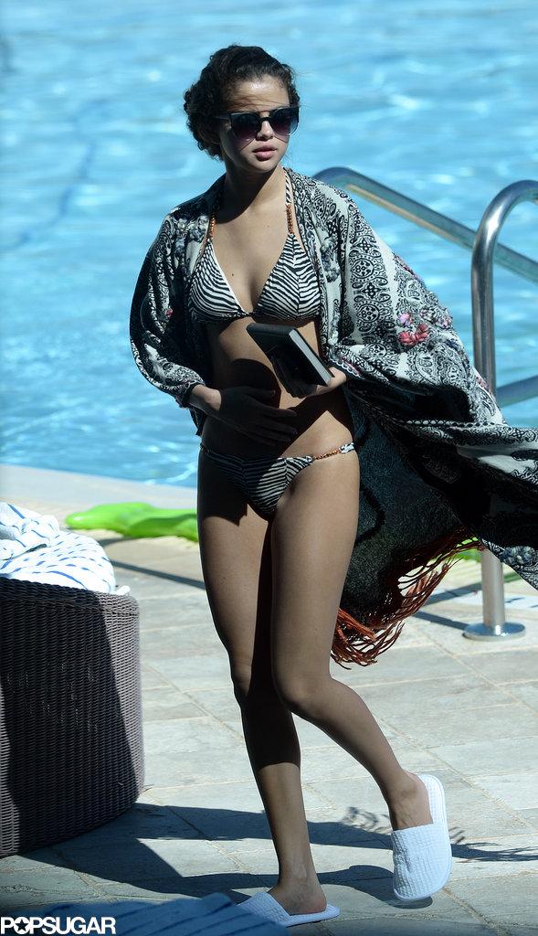 Selena Gomez's Bikini Body Is Off the Charts