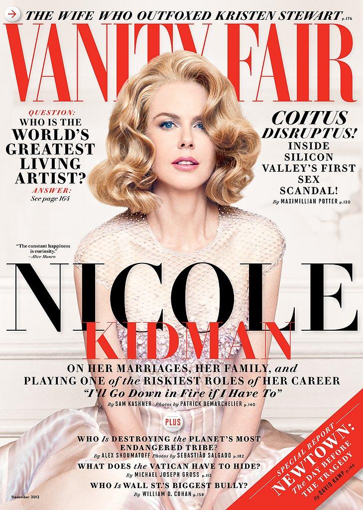 Vanity Fair December 2013