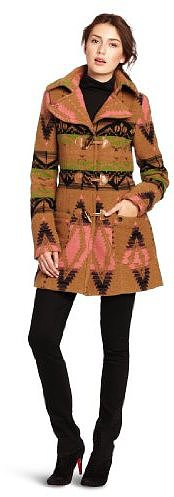 D.E.P.T. Women's Native-Inspired Coat