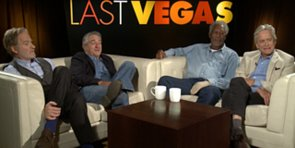 Morgan Freeman Reveals the Strangest Thing He's Ever Seen in Vegas
