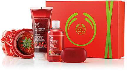 Medium Strawberry Gift Set