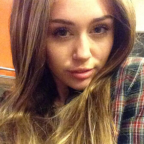 Miley Cyrus With Long Hair