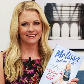 Melissa Joan Hart Describes Her New Book | Video
