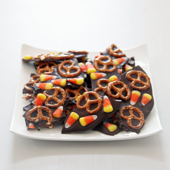 Black and Orange Bark Recipe
