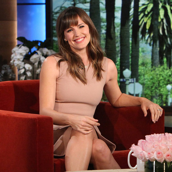 Video: Jennifer Garner On Ben Affleck's Wonder Sperm; Ellen