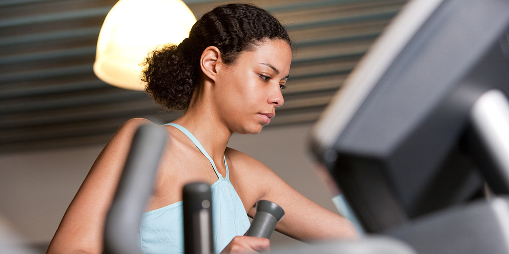 An Elliptical Workout That Feels Like Running