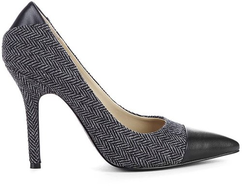 Adelisa tweed pump