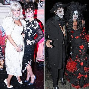 Best Celebrity Halloween Costumes 2013
