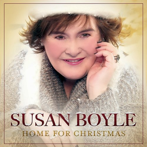 Susan Boyle, Home For Christmas ($8)