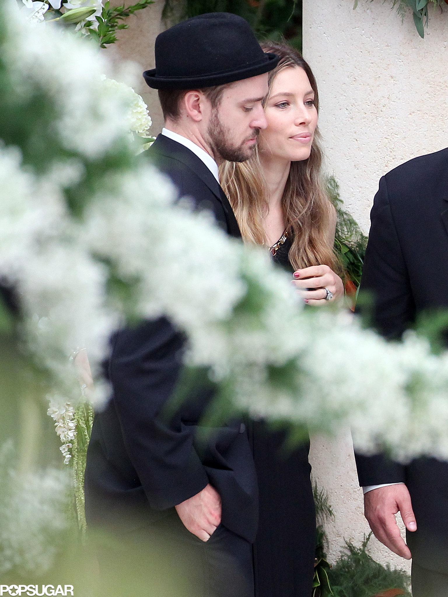 *NSYNC Comes Together For Chris's Wedding