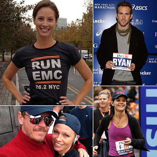 Celebrities Who Have Gone the Distance —All 26.2 Miles