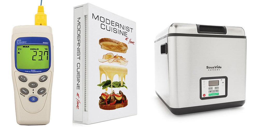 Cutting-Edge Gifts Modernist Cooks Will Love