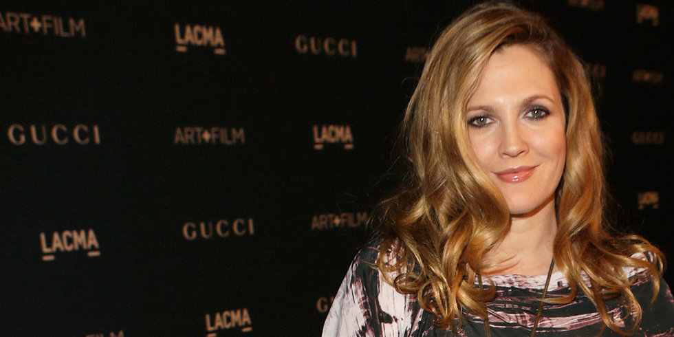Drew Barrymore Is Expecting Another Girl!