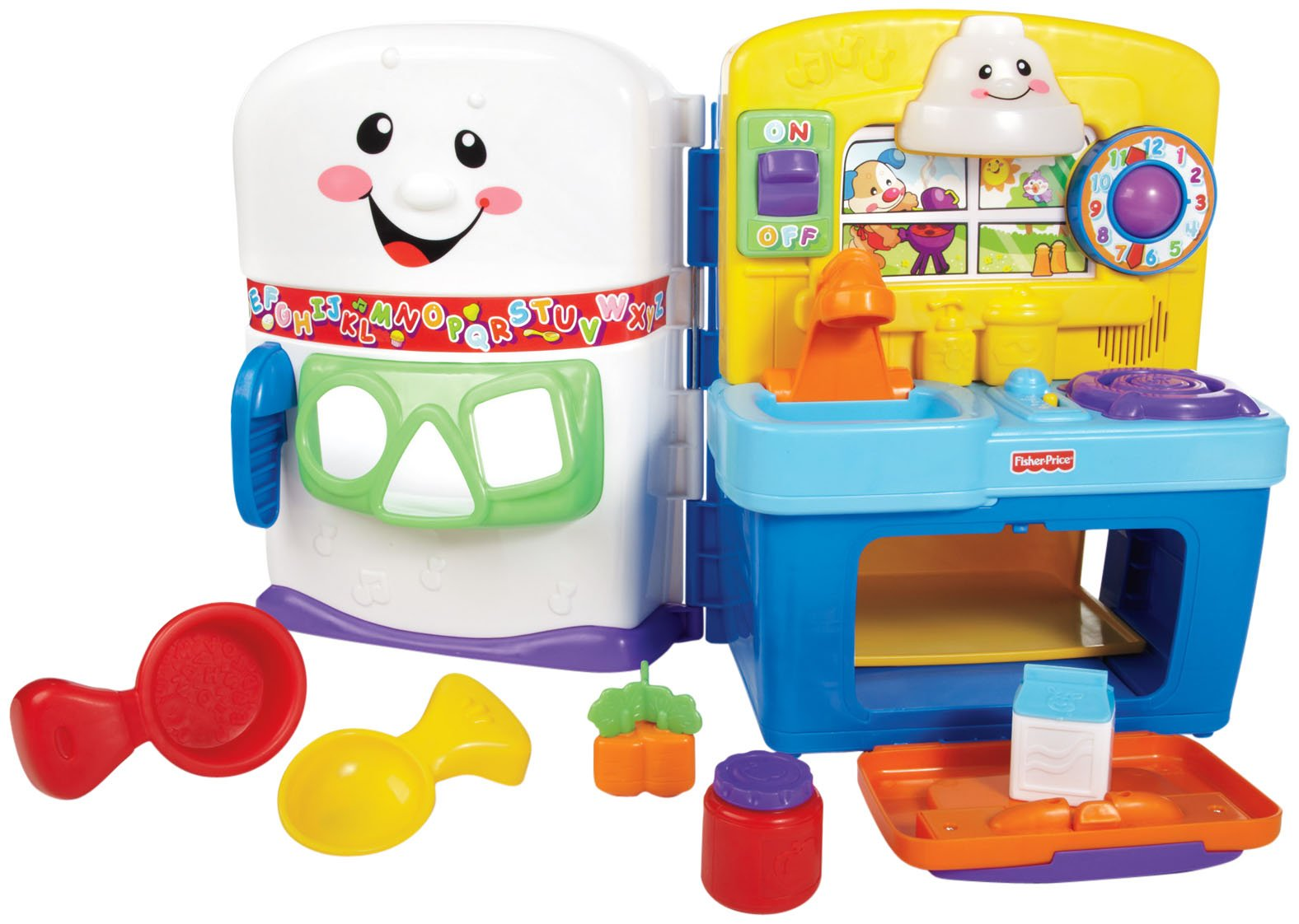 Fisher-Price - Laugh & Learn - Kitchen - YouTube