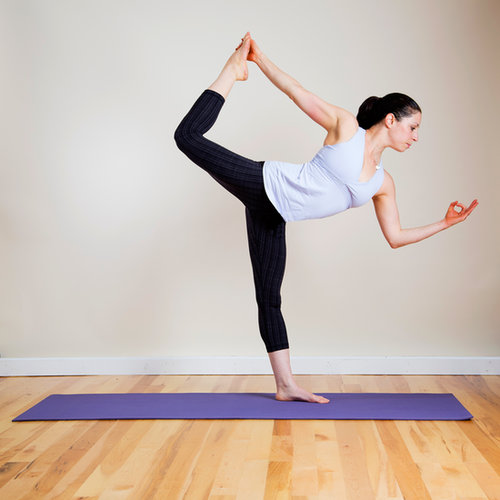 Yoga Sequence For Stronger Legs