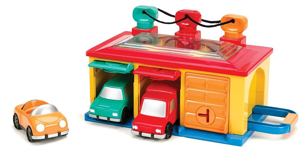 Toys For 21 Year Olds : Toysmith battat lock and key garage great gift ideas