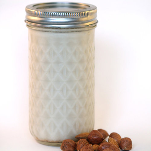 Hazelnut Almond Milk