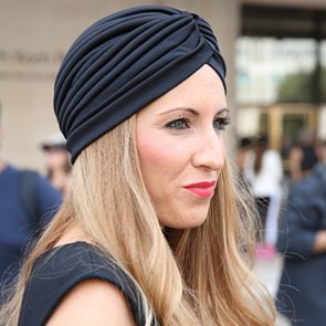 Holiday Hair and Beauty Inspiration | Street Style 2013