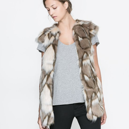 Zara Long Fur Vest | Review