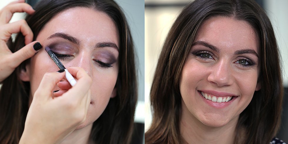 Do a Smoky Eye in Only 2 Minutes Thanks to Kayleen McAdams!