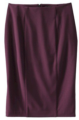 Mossimo® Womens Woven Pencil Skirt - Assorted Colors