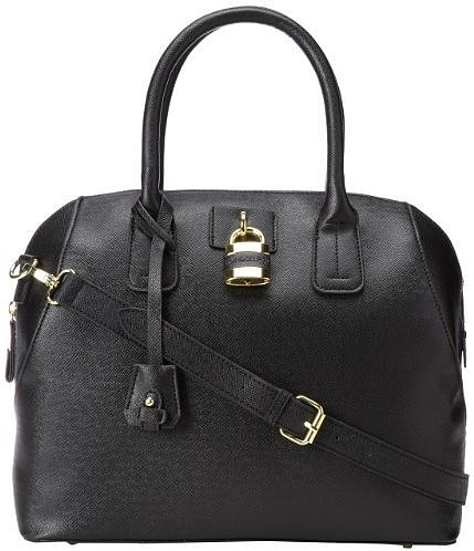 London Fog Lawrence Satchel Top Handle Bag
