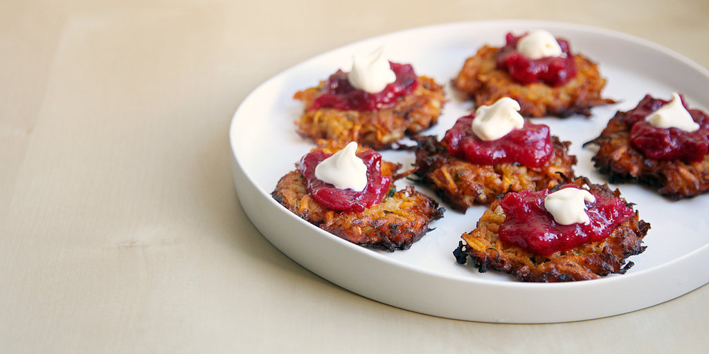 Lovely Latkes, Thanksgivukkah-Style