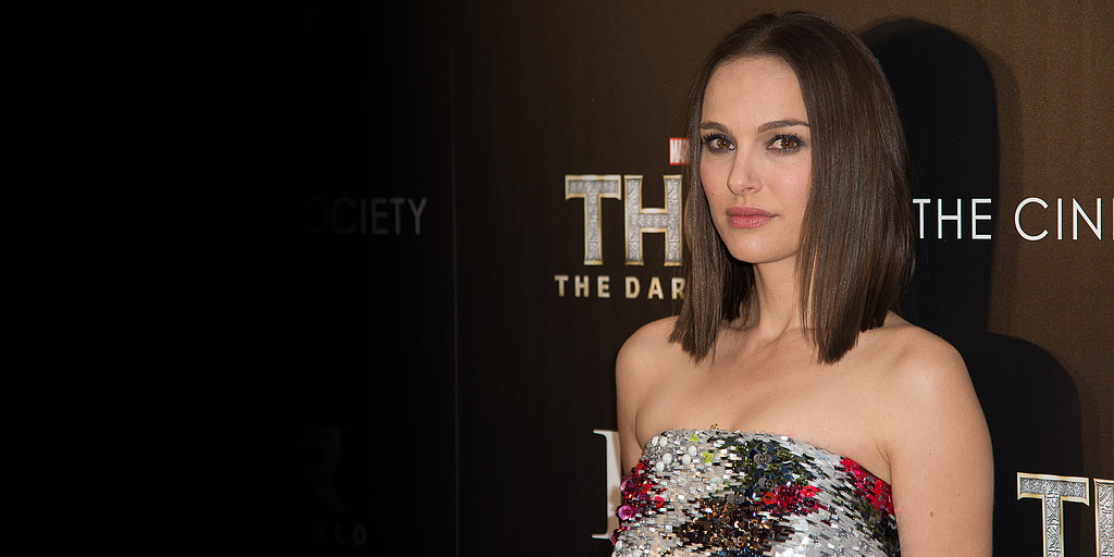 Natalie Portman's Latest Outing Is A-Dior-able