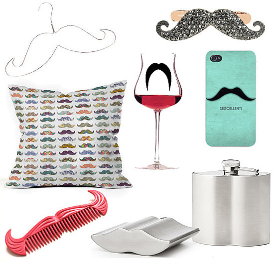 Mustache Gifts For Her