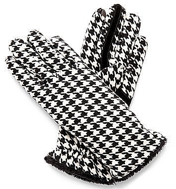 Isotoner® Stretch Fleece Touchscreen Gloves