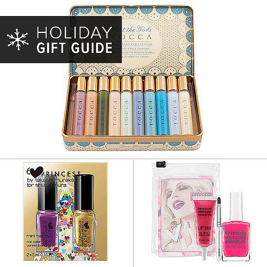 Minitrinkets are always fun to give (and receive!) during the holidays, especially for beauty lovers. POPSUGAR Beauty rounded up a collection of the miniature-size gifts you'll want to dole out this holiday season!