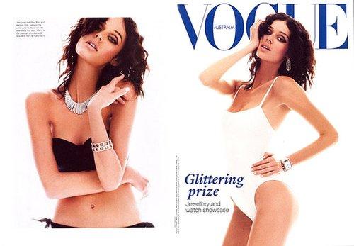 Nicole Trunfio Supermodel