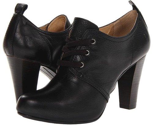 Frye - Marissa Oxford (Grey Soft Vintage Leather) - Footwear