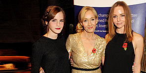 Emma Watson Gets Back to Her Harry Potter Roots