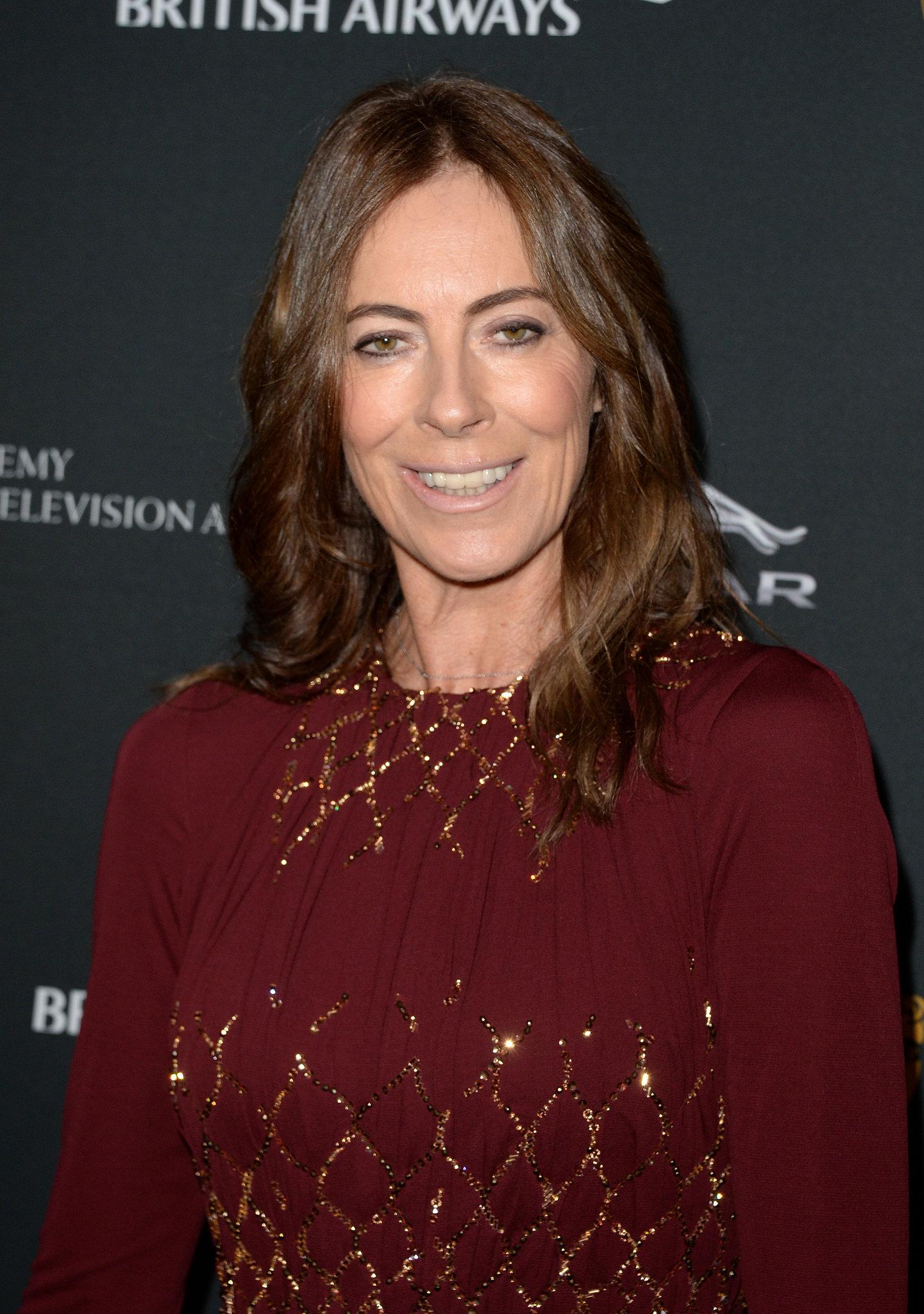 Kathryn Bigelow attended the BAFTA LA Jaguar Britannia Awards.