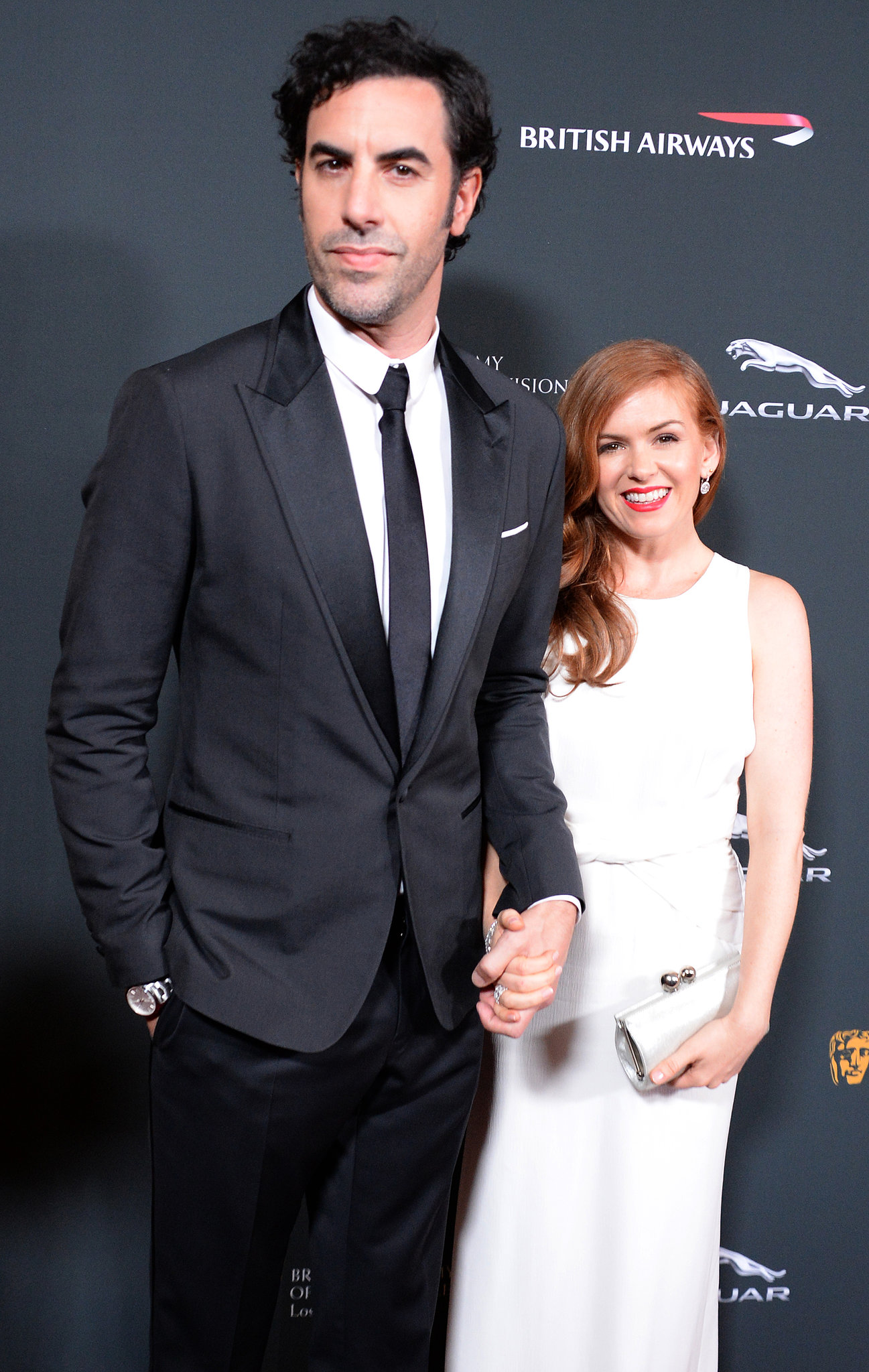 Isla Fisher couple
