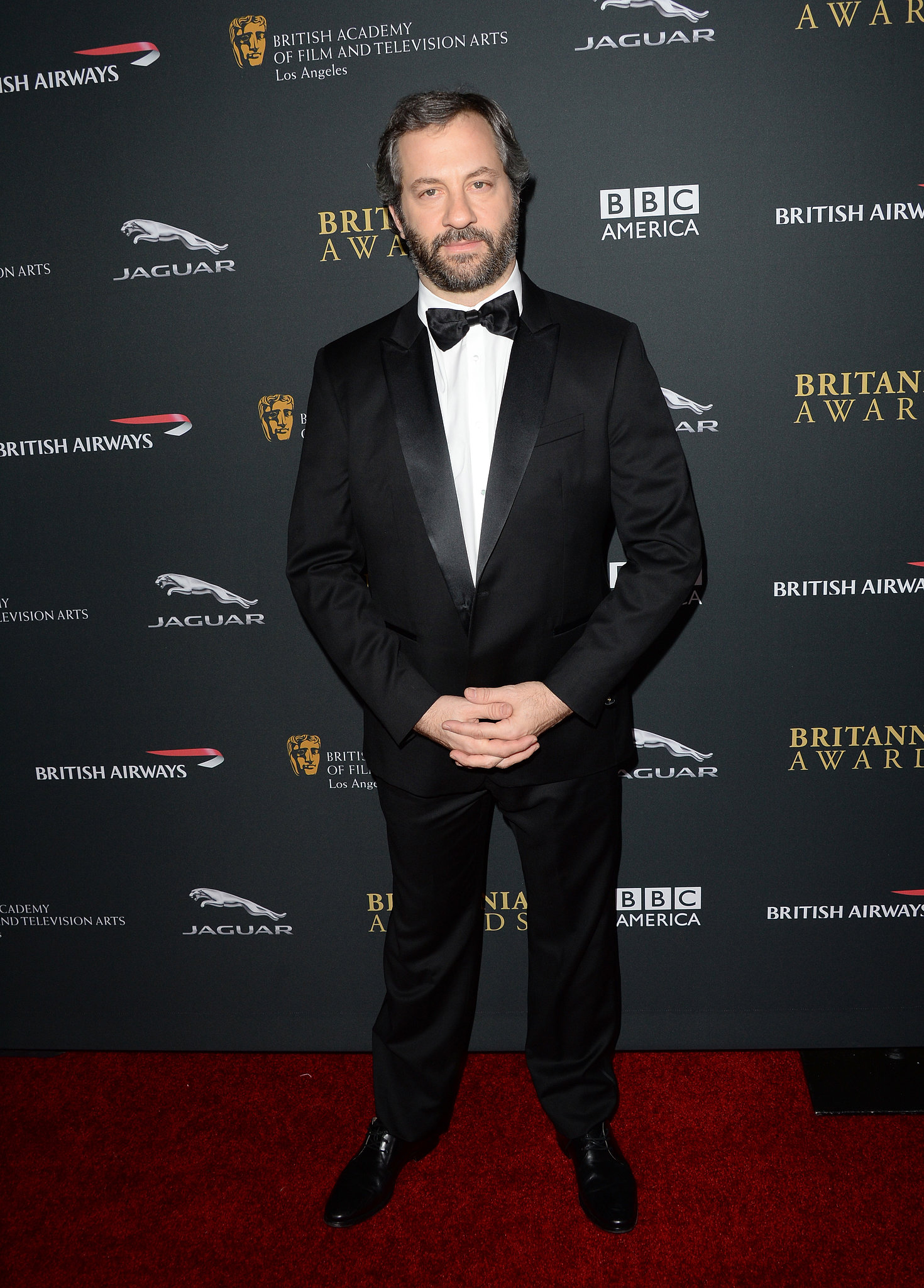 Judd Apatow attended the BAFTA LA Jaguar Britannia Awards.