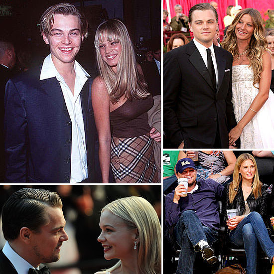 Leonardo DiCaprio Birthday: Pictures With Gisele, Bar, Kate