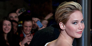 Jennifer Lawrence Is a Girl on Fire at Her Big Premiere