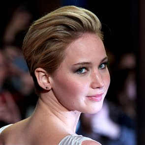 Jennifer Lawrence's Hair at Catching Fire World Premiere